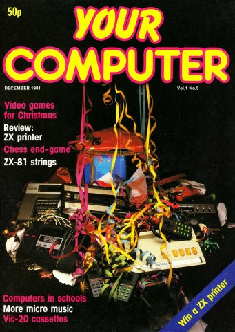 Your Computer Issue 005 December 1981