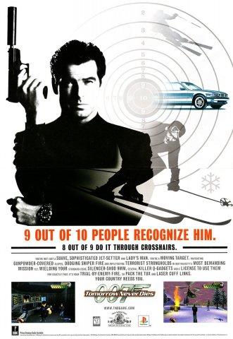 007 Tomorrow Never Dies (1999)