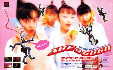 Abe A Go Go (Abe's Oddysee) (Japan)