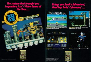 TurboGrafx-16 multi-ad pg1-2