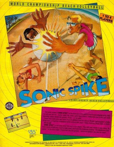 Sonic Spike (1990)