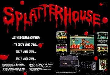 Splatterhouse (1990)