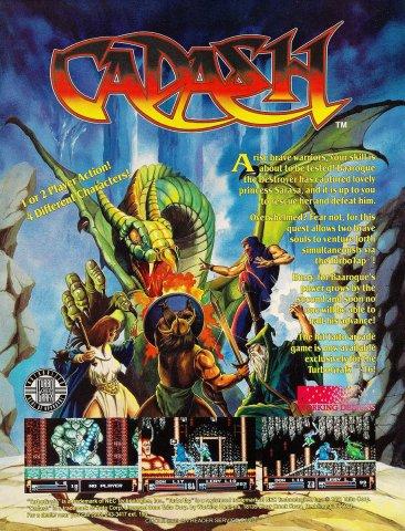 Cadash (1991)