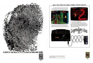 Legendary Axe II (1990)