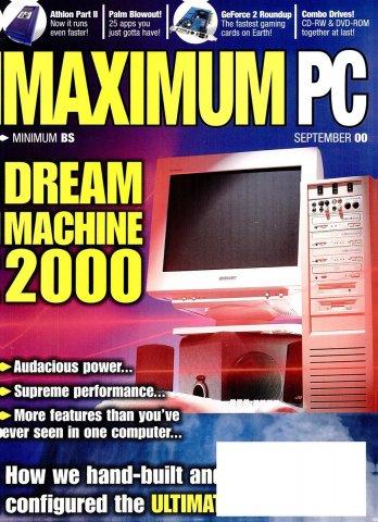 Maximum PC Issue 025 September 2000