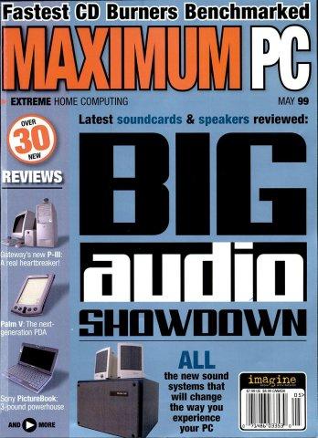 Maximum PC Issue 009 May 1999