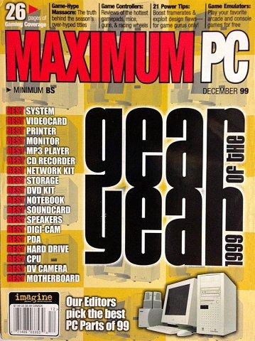 Maximum PC Issue 016 December 1999