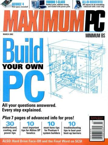 Maximum PC Issue 043 March 2002