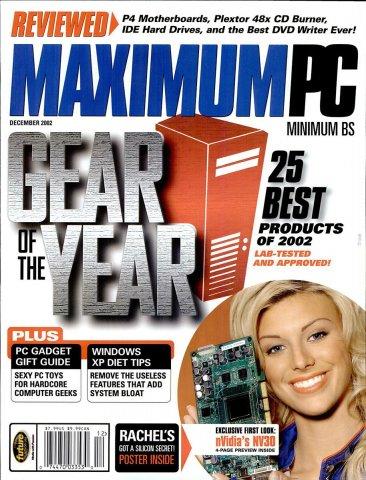 Maximum PC Issue 052 December 2002