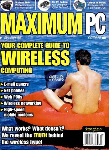Maximum PC Issue 026 October 2000