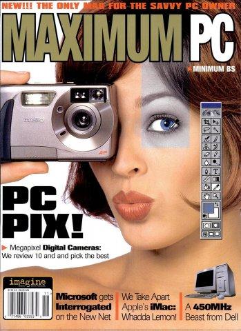 Maximum PC Issue 003 November 1998