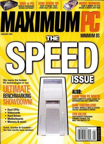 Maximum PC Issue 041 January 2002