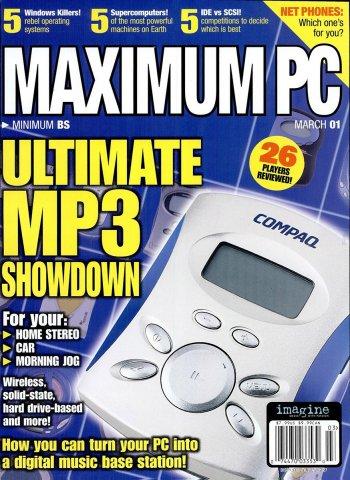 Maximum PC Issue 031 March 2001