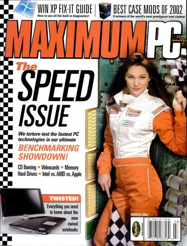 Maximum PC Issue 055 March 2003