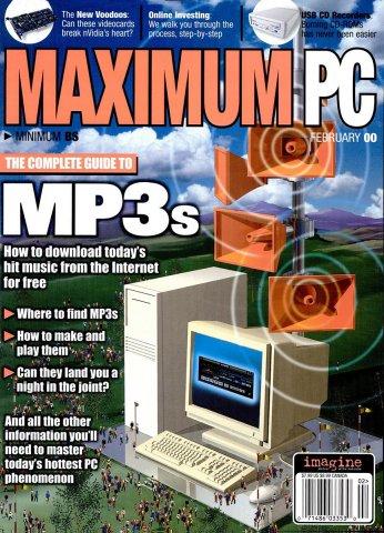 Maximum PC Issue 018 February 2000