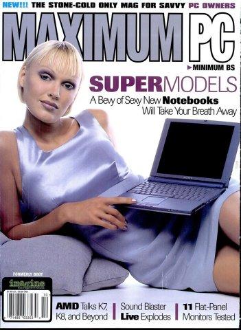 Maximum PC Issue 002 October 1998