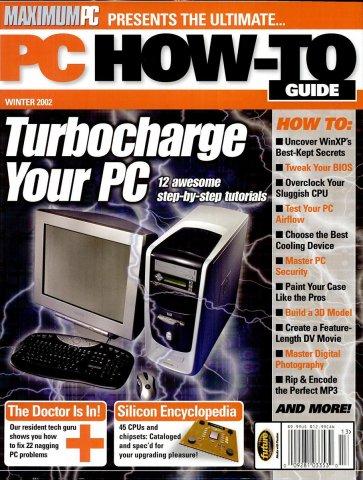 Maximum PC Issue 041.5 Winter 2002