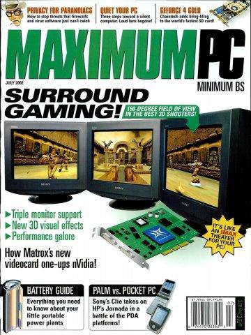 Maximum PC Issue 047 July 2002