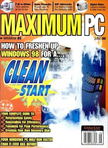 Maximum PC Issue 022 June 2000