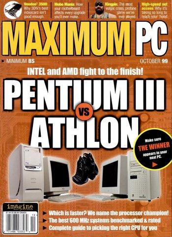 Maximum PC Issue 014 October 1999