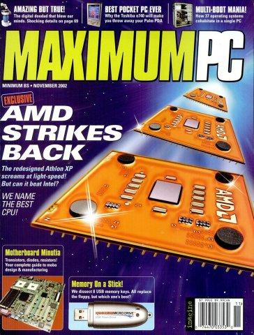Maximum PC Issue 051 November 2002