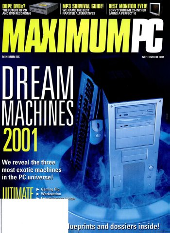 Maximum PC Issue 037 September 2001