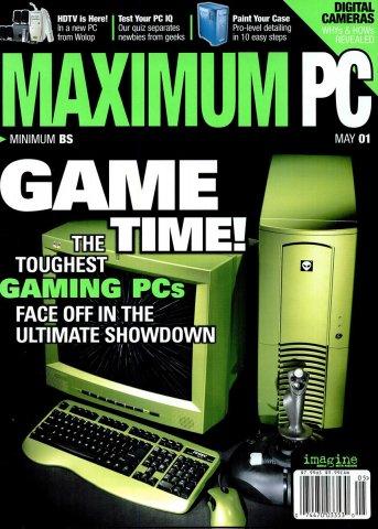 Maximum PC Issue 033 May 2001