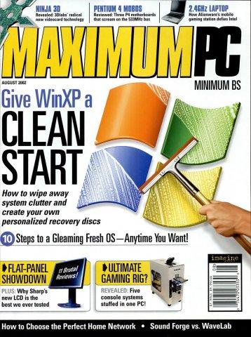 Maximum PC Issue 048 August 2002