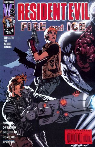 Resident Evil: Fire and Ice 02 (February 2001)