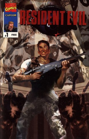 Resident Evil (Marvel) (1996)