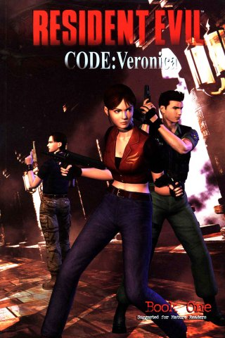 Resident Evil Code: Veronica - Book 01 (2002)
