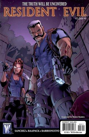 Resident Evil 03 (January 2010)