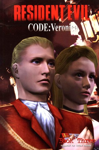 Resident Evil Code: Veronica - Book 03 (2002)