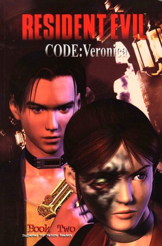 Resident Evil Code: Veronica - Book 02 (2002)