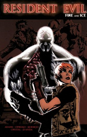 Resident Evil: Fire And Ice TPB