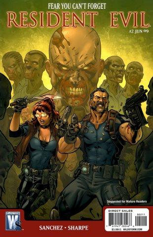 Resident Evil 02 (June 2009)
