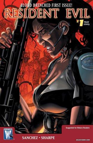 Resident Evil 01b (May 2009)