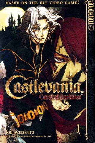 Castlevania: Curse Of Darkness vol.1