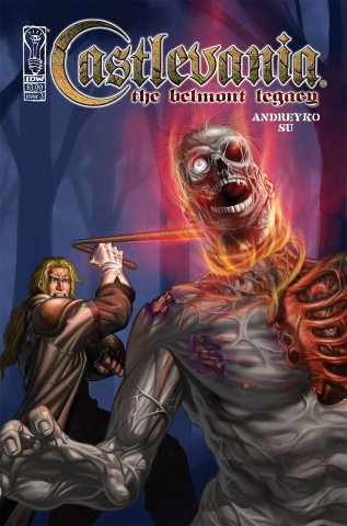Castlevania: The Belmont Legacy 003 (May 2005)