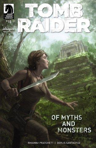 Tomb Raider 015 (April 2015)