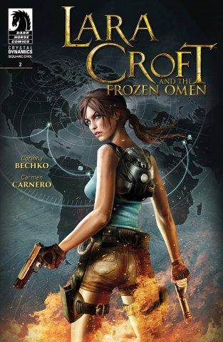 Lara Croft And The Frozen Omen 002 (November 2015)
