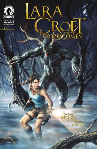 Lara Croft And The Frozen Omen 004 (January 2016)