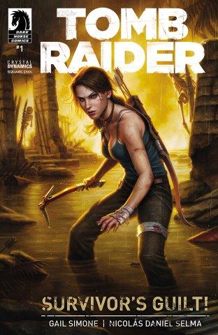 Tomb Raider 001 (February 2014)
