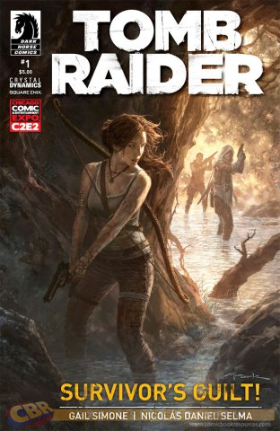Tomb Raider 001 variant A (February 2014)