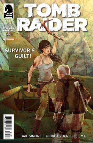 Tomb Raider 001 variant B (February 2014)