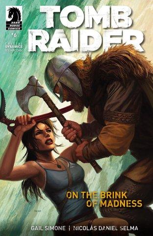 Tomb Raider 006 (July 2014)