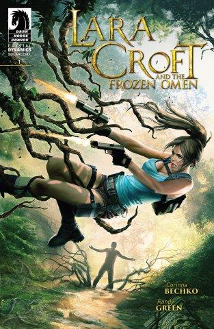 Lara Croft And The Frozen Omen 001 (October 2015)