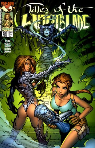 Tales Of The Witchblade 09 (January 2001)