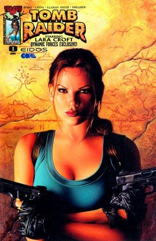 Tomb Raider 00 (cover b) (June 2001)