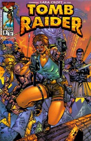Tomb Raider 00 (cover a) (June 2001)